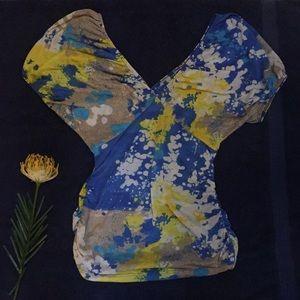 Tops - Butterfly/bat wing top